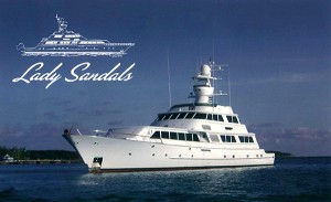Lady Sandals Yacht: Travel Professionals at Sea