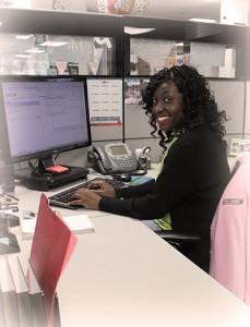 Joanita, TPI Employee