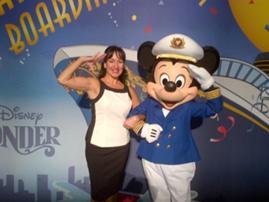Lily Mendoza Mickey Picture