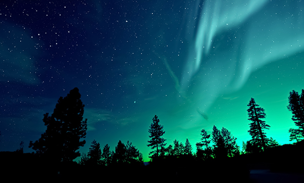Top Spots To See The Northern Lights