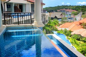 Sky Pool, Sandals LaSource, Grenada