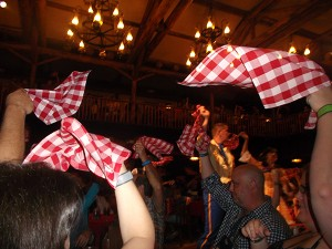 Hoop-Dee-Doo Musical Reveu during TPI Extravaganza