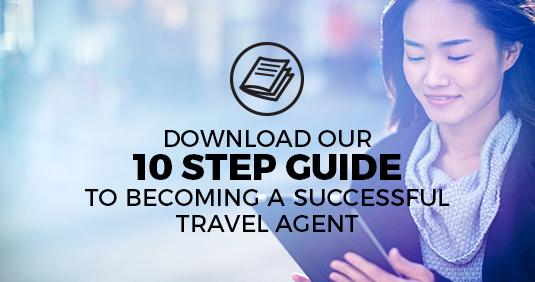 Travel Agent Brochure