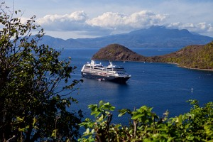 Illes des Saintes with Azamara Cruises