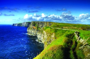 Cliffs of Moher - Irish Gold