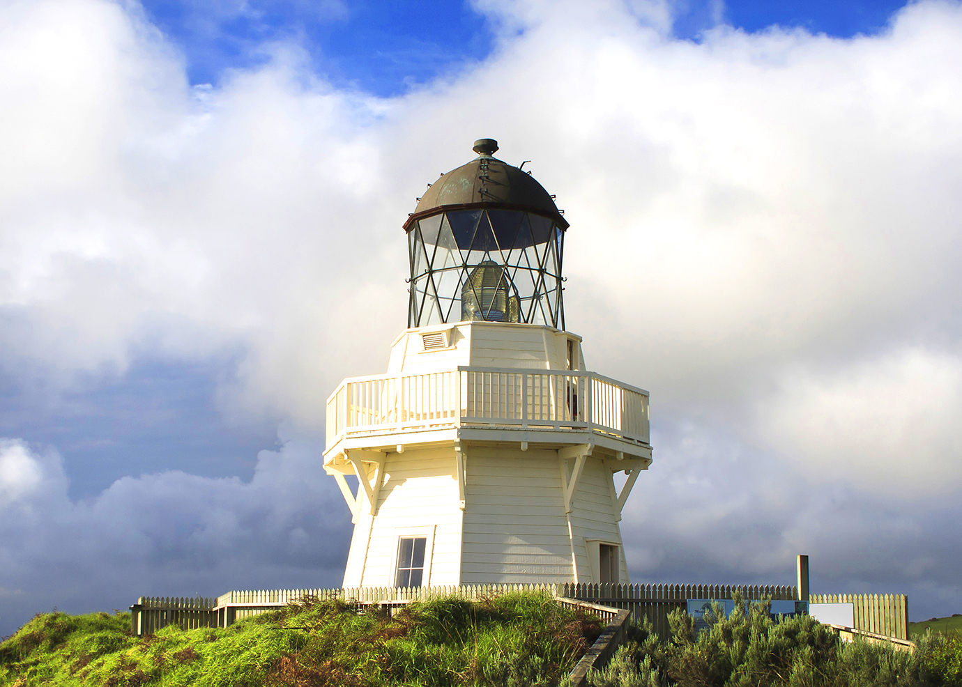 how to get to manukau heads lighthouse