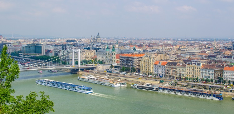 The Most Popular Viking River Cruise: Grand European Tour