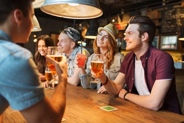 Unique Things to Do in Singapore: Get Drinks in a Password-Only Bar