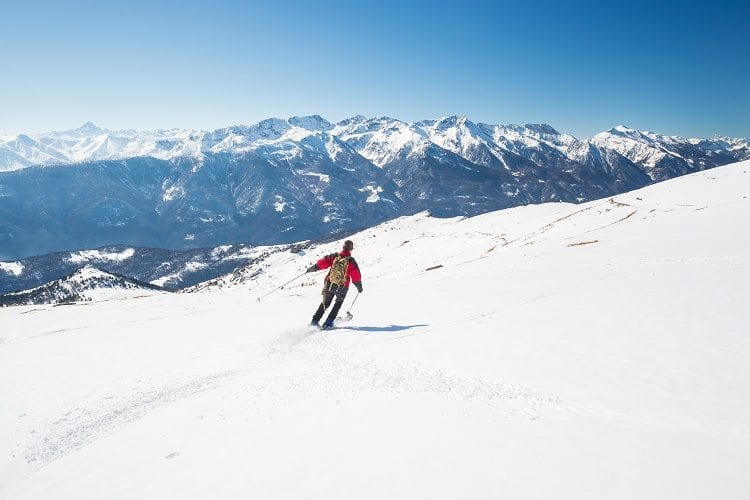 Skiing: Choose Freestyle Destinations