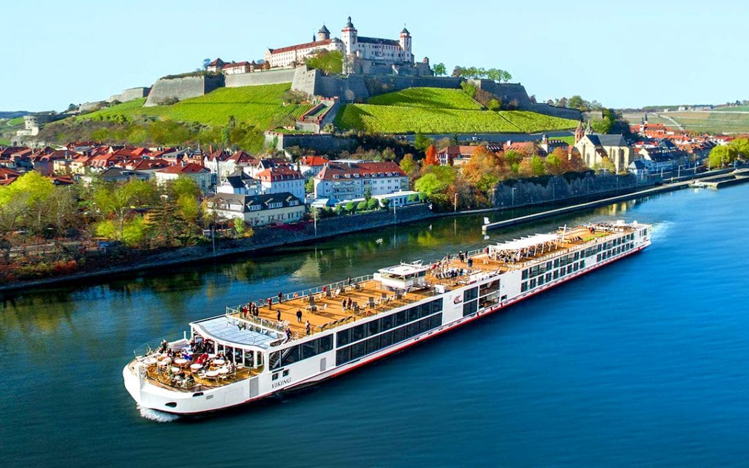 TRAVEL PLANNERS INTERNATIONAL AUGUST PARTNER OF THE MONTH: VIKING CRUISES