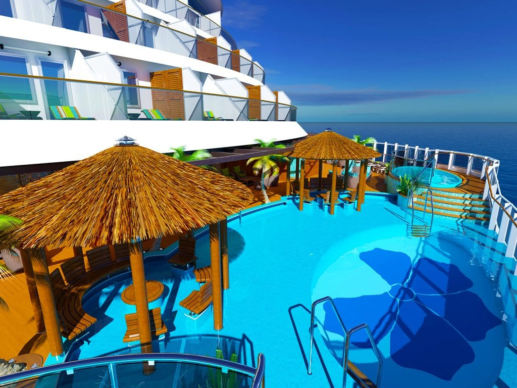Fun Things To Experience On Carnival Horizon-Travel Planners International.