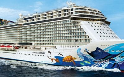Norwegian Cruise Line Bliss: Sail the High Seas on the Newest Ship