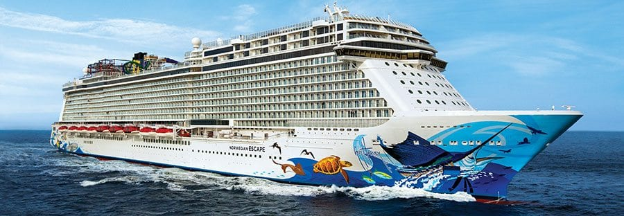 Norwegian cruise line bliss sail the high seas on the for Ncl getaway