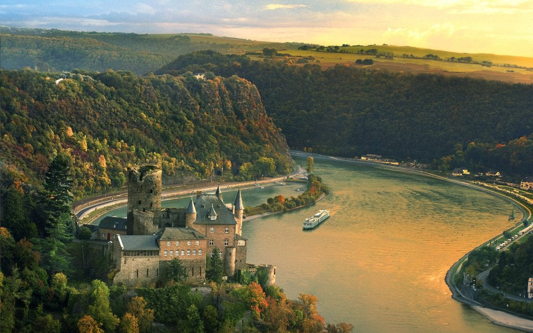 Condé Nast Traveler Readers: Viking Cruises the #1 River Cruise Line