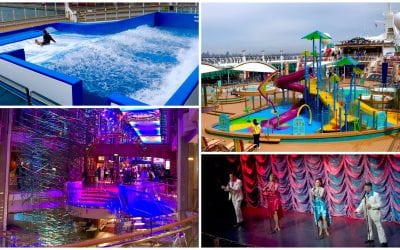 5 Must-Dos on the Adventure of the Seas