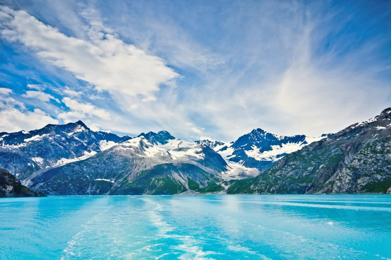 Travel to Alaska on the Norwegian Joy