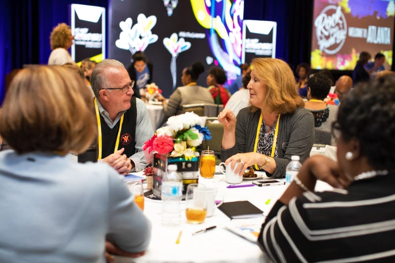 agent roundtable at Rock Your Travel Biz