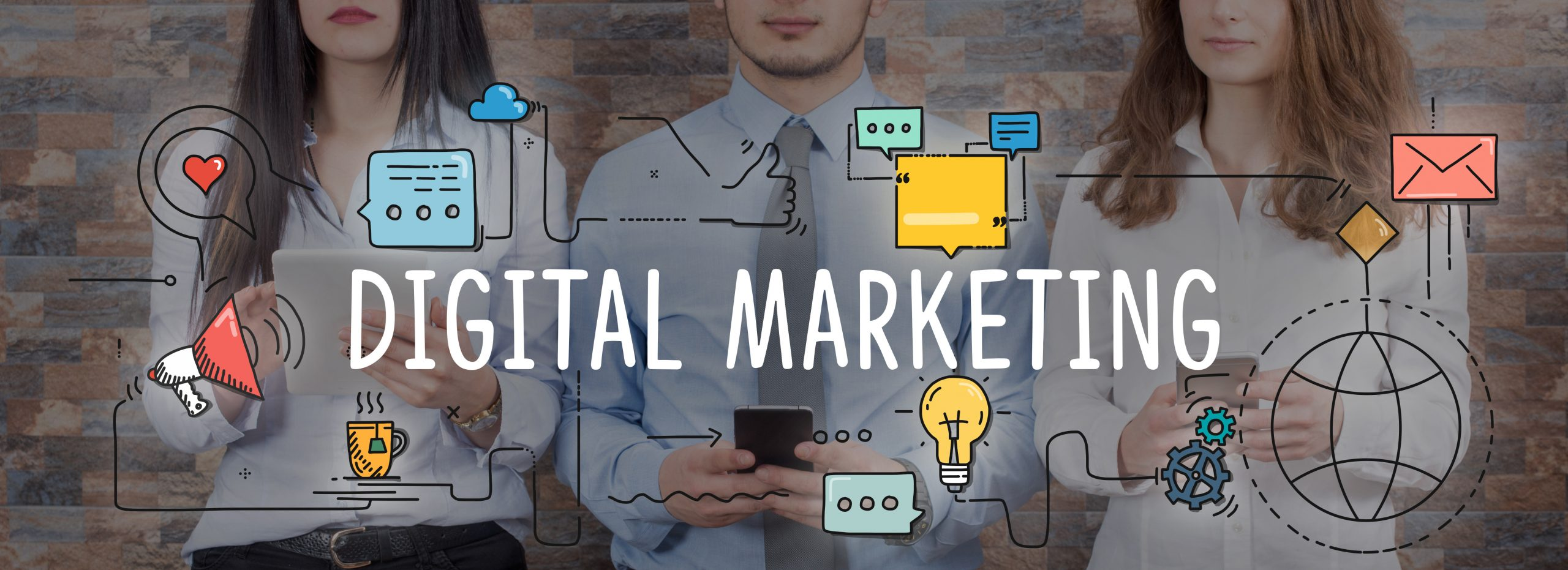 Digital Marketing Assistance