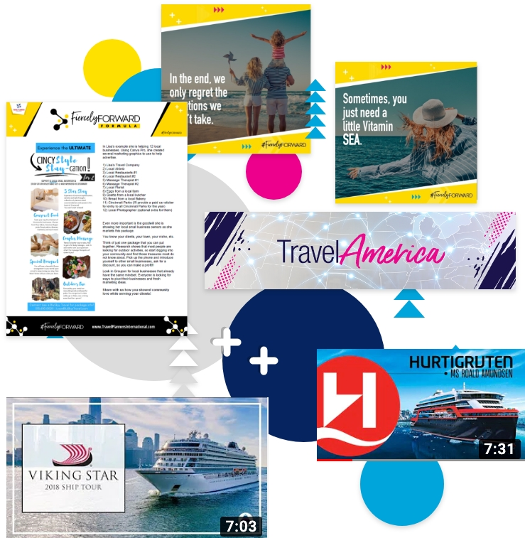 Several Resources Provided By Travel Planners International